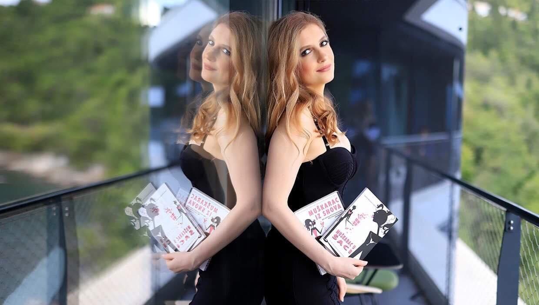 Sanela Kovačević Nelly, autorica regionalnih bestselera o tajnama zavođenja, postaje kolumnistica Amazonki!