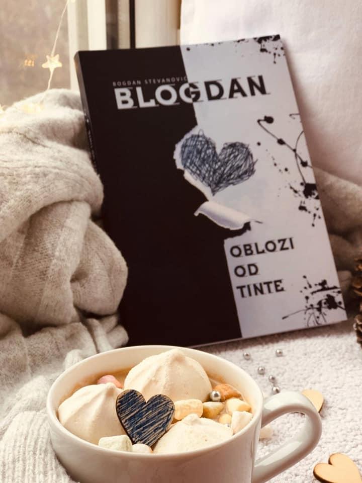 "Bogdan Stevanović Blogdan ""Oblozi od tinte"""