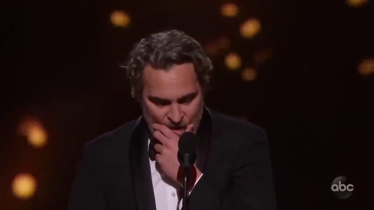Govor o kojem svi pričaju – Evo što je Joaquin Phoenix poručio svijetu primivši Oscara!