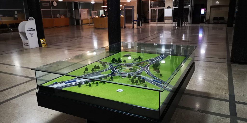 Izgradnja zagrebačkog Rotora trajala je tri mjeseca i uz nekoliko puta manje novaca