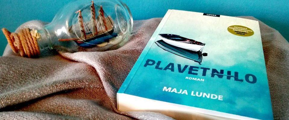 Maja Lunde: Plavetnilo