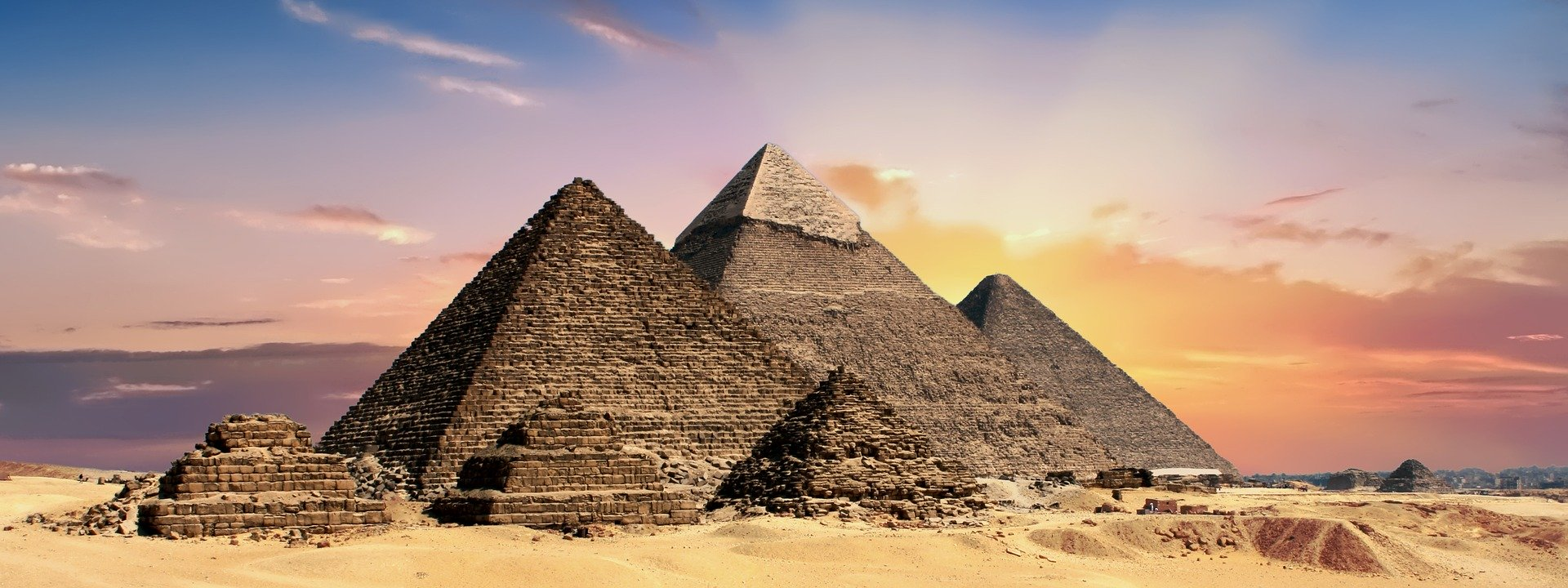 Egipat – zemlja piramida, zlatnog peska i mistike