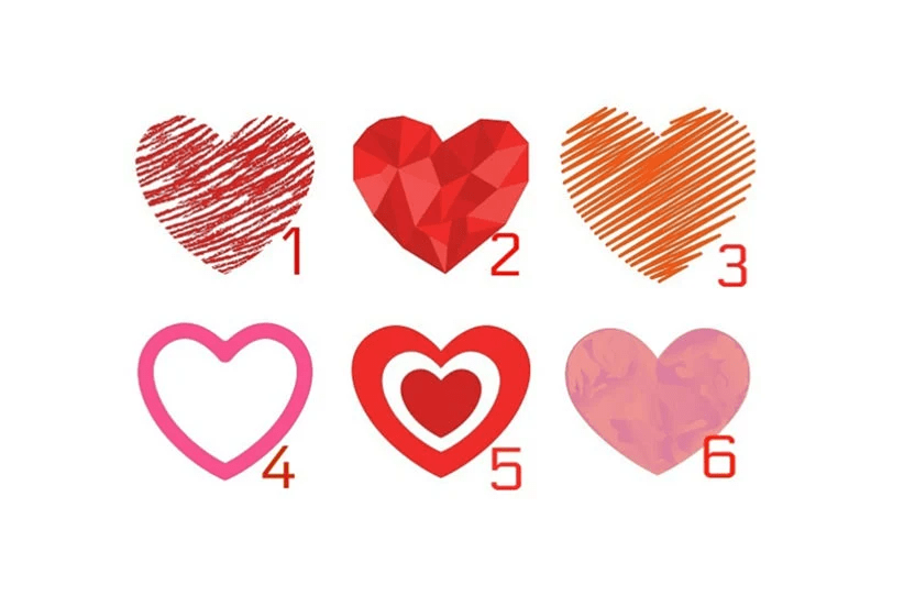 TEST: Odaberite srce i saznajte kakvo će biti vaše ljubavno stanje