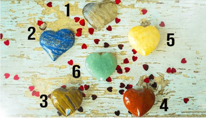 TEST: Odaberite kristal i otkrijte svoju ljubavnu poruku