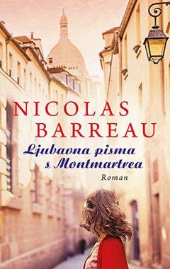Nicolas Barreau: Ljubavna pisma s Montmartrea
