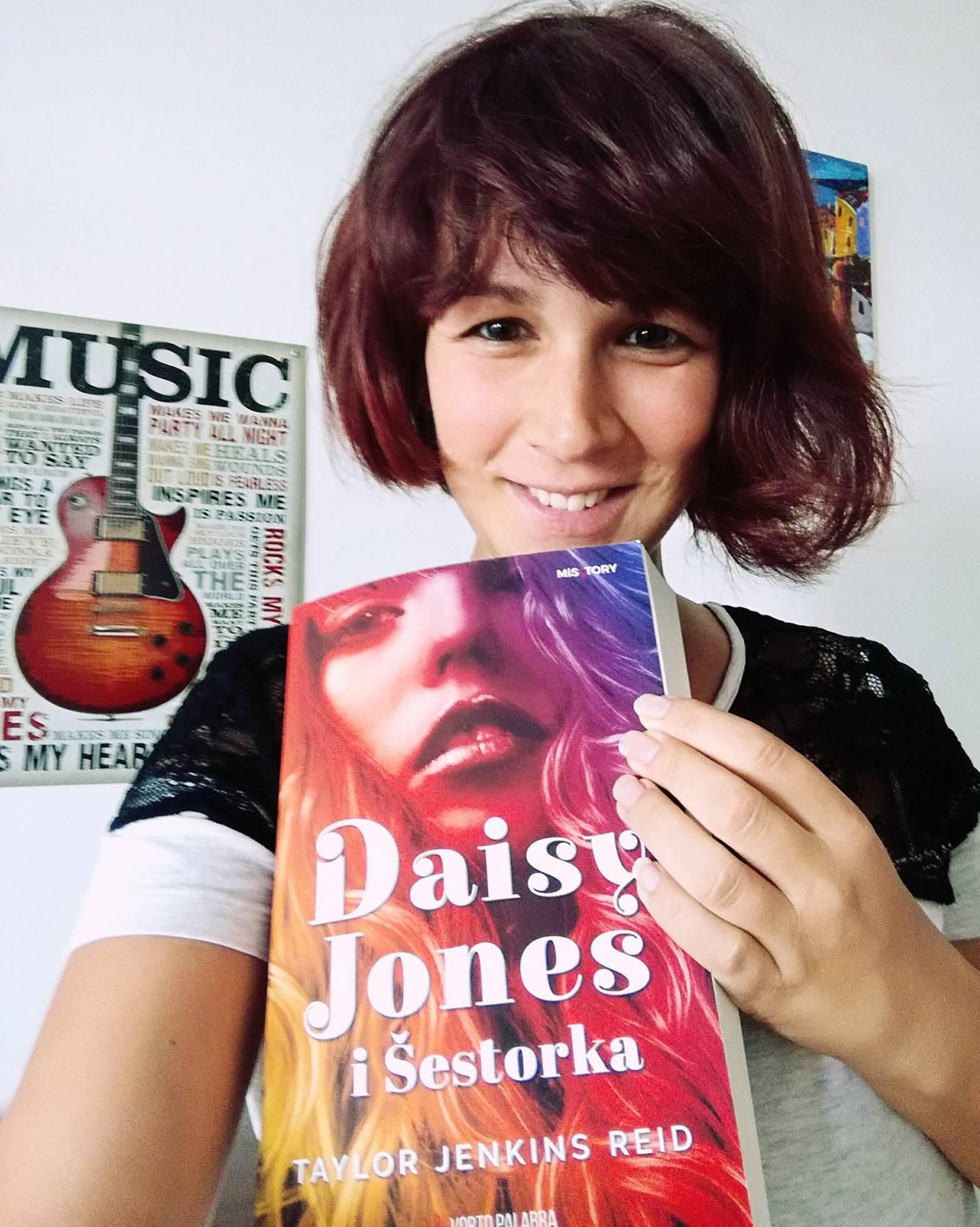 Taylor Jenkins Reid: Daisy Jones i Šestorka