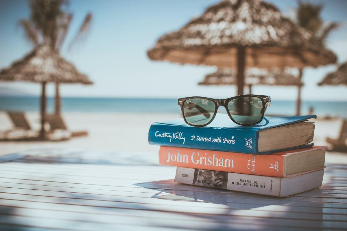 Najbolje knjige za čitanje na putovanjima
