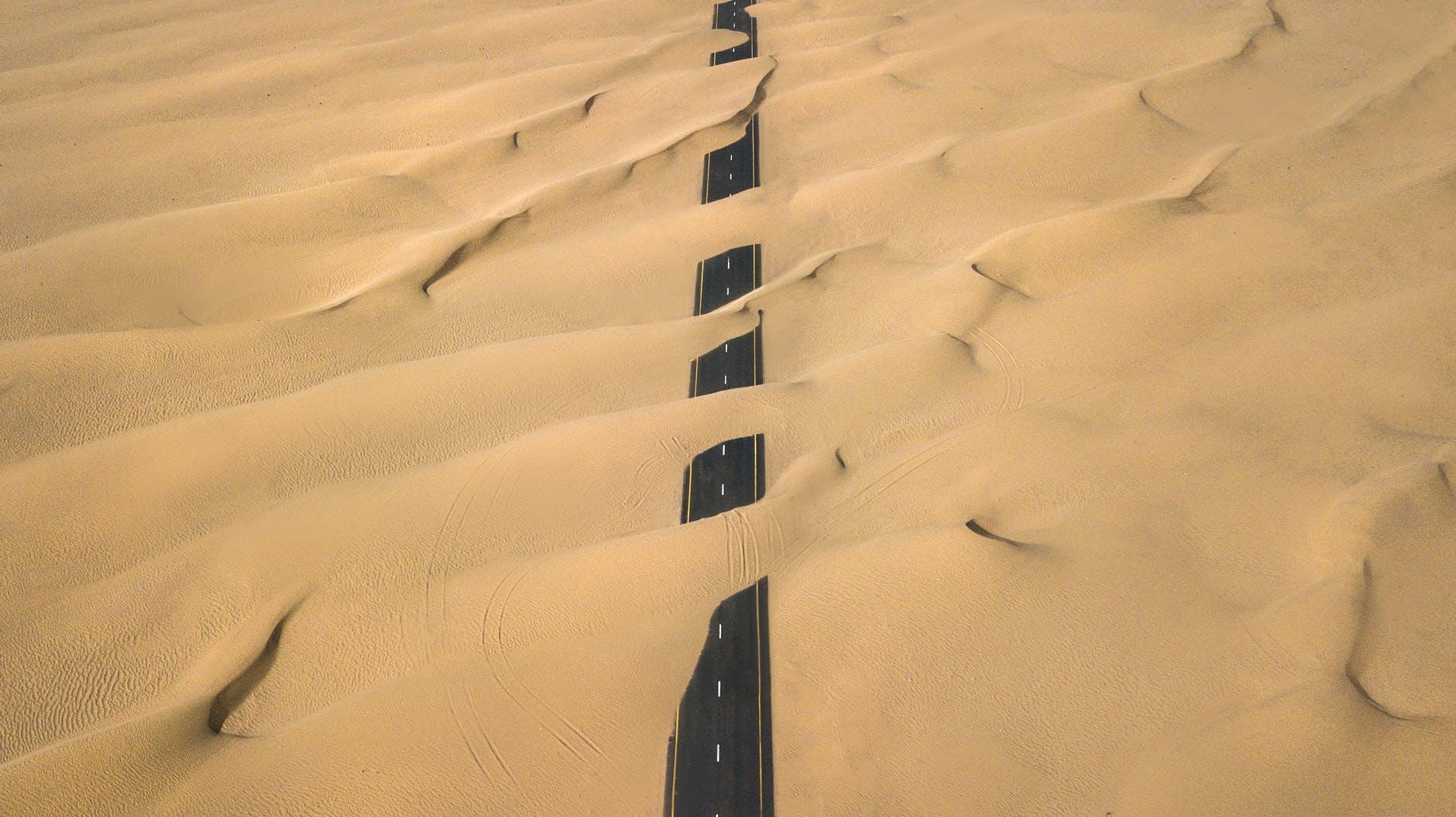 Glava u pijesku